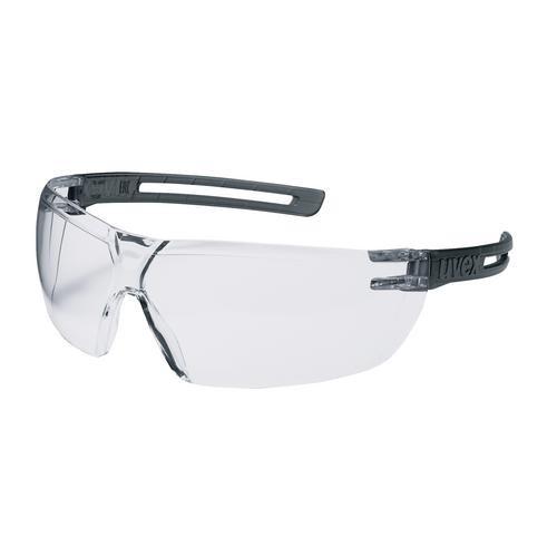 uvex x-fit Schutzbrille transparent
