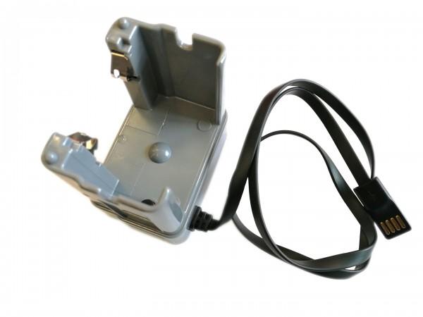 KS-5010-M-USB - Einzel-Ladegerät M-System