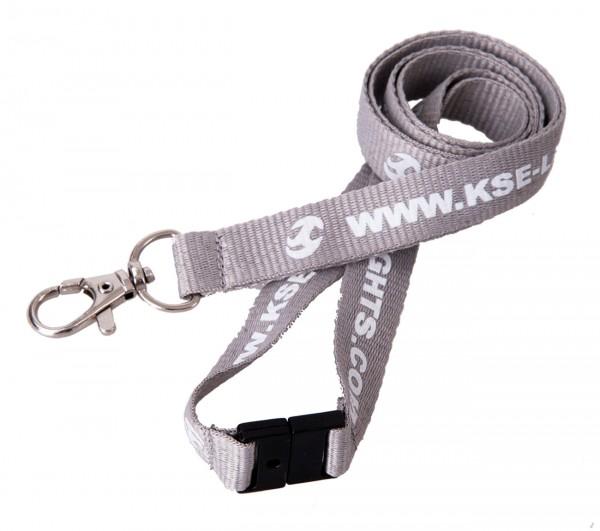 KS-5020 - Halstrageband für Helmleuchten